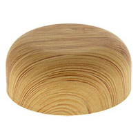 CHILD RESISTANT DOME CLOSURES - PE LINED - BAMBOO PRINTED