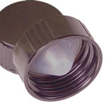 POLYSEAL (CONE) LINED CLOSURES