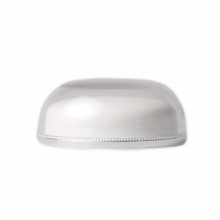 COSMETIC ROUND JAR CLOSURE - SILVER