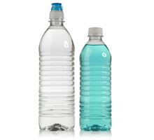 WATER BOTTLES - RIBBED BOTTLES