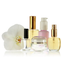 Cosmetic Glass Bottles and Perfume Bottles