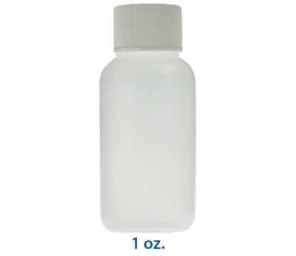 BOSTON ROUNDS - LDPE BOTTLES