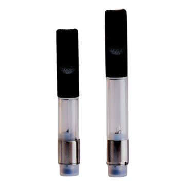 Vape Cartridges - Economy Model - Top Fill with Plug Sealing and Black Plastic Tip BOTTLES