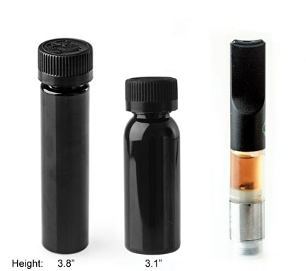 VAPE CARTRIDGE BOTTLES BOTTLES