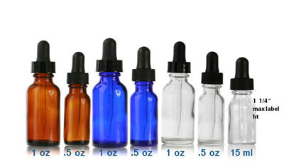 ELIQUID DROPPER BOTTLES BOTTLES
