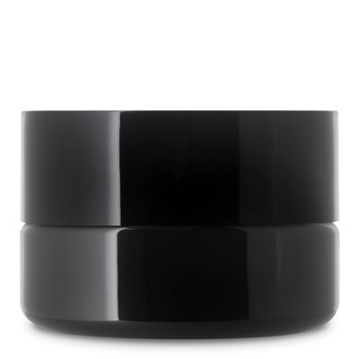 66MM LOW PROFILE CHILD RESISTANT PET JARS - BLACK