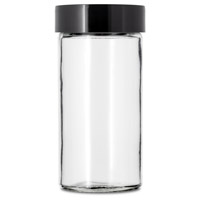 WideMouth Cylinders -Glass  - Child Resistant