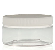 STRAIGHT SIDED HEAVY WALL PLASTIC JARS - PET