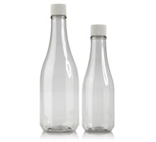 NAPA (TALL NECK) ROUND -PET BOTTLES