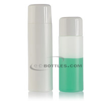 SYMMETRICAL CYLINDERS - HDPE BOTTLES