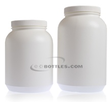 LARGE WIDE MOUTH JARS BOTTLES