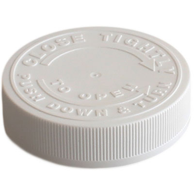 DOUBLE WALL ROUND BASE PLASTIC JARS - PP / PP CAPS