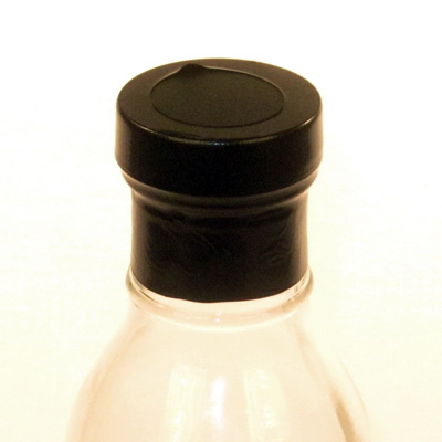 WINE BOTTLES - SCREW CAP - GLASS CAPS
