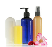 Personal Care Plastic Bottles and Glass Bottles